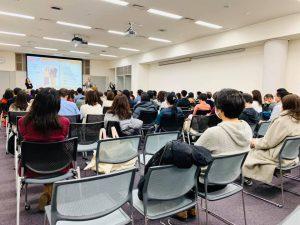 慶應SDMヒューマンラボ主催「デュアルキャリア・カップルの幸福論」シンポジウムに登壇いたしました。